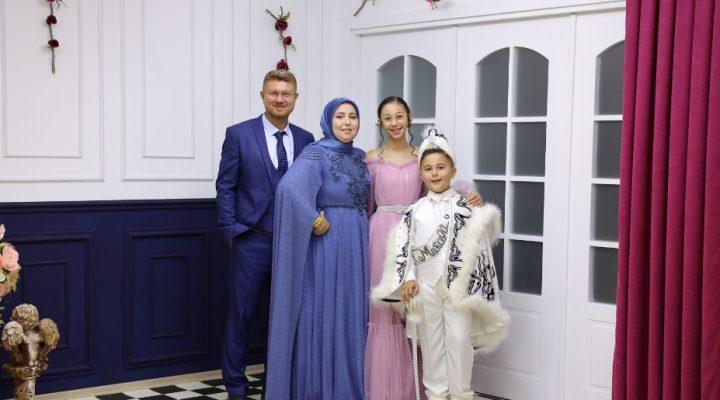 Arslan Ailesinin Mutlu Günü