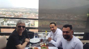 Denizli'de Cengiz Kurtoğlu Unutulmaz Gece Yaşattı