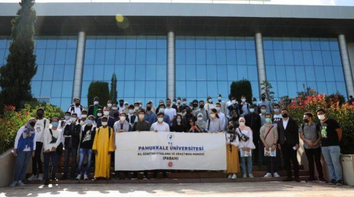 PAÜ'nün Uluslararası Öğrencileri İçin Oryantasyon Programı Düzenlendi